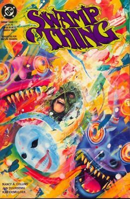 Swamp Thing Vol. 2 (1985-1996) #117