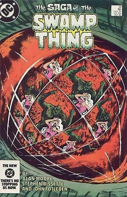 Swamp Thing Vol. 2 (1985-1996) #29