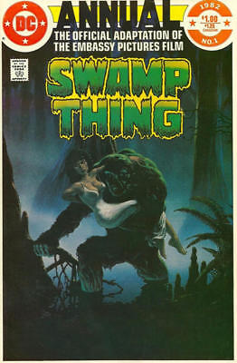 Swamp Thing Vol. 2 (1985-1996) Ann. #1