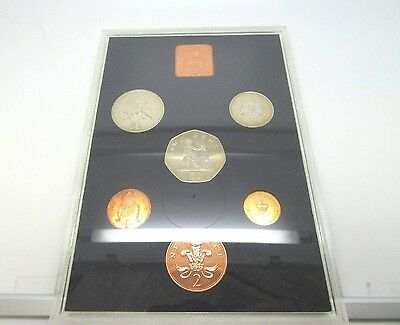 1976 The Coinage Of Great Britain & Northern Ireland Coin Set