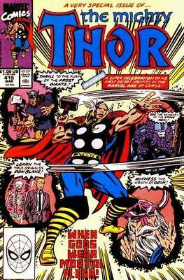 Mighty Thor Vol. 1 (1966-2011) #415