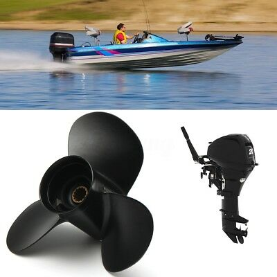 10 3/4 x 12 Aluminum Marine Outboard Propeller For Mercury 25-70HP 48-816702A40