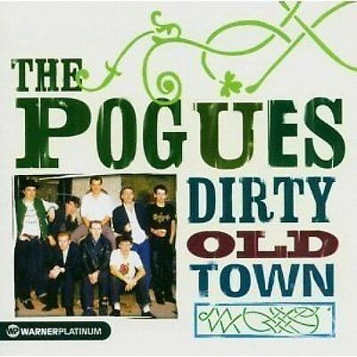 The Pogues Dirty Old Town CD NEW A Pair Of Brown Eyes/Rainy Night In Soho+