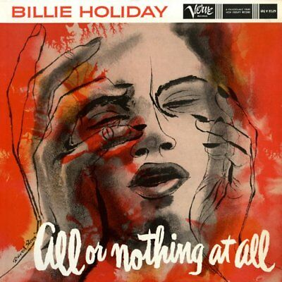 VERVE | Billie Holiday - All Or Nothing At All SACD