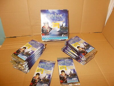 Display Box 36 Packs - 6 Cards Per Pack Harry Potter And The Prisoner Of Azkabar