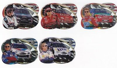 2000 Press Pass Cup Chase Die-Cut Prizes #CC11 Mark Martin BV$6!!