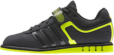 4435c3a99a482c adidas Powerlift Mens Weightlifting Shoes Bodybuilding Gym Trainers UK 12.5  & 13