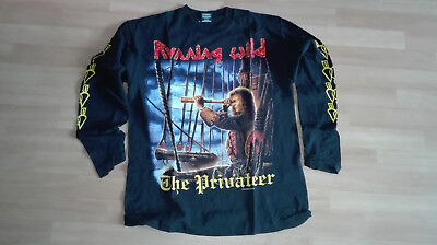 RUNNING WILD - The Privateer - Langarm - Shirt / Longsleeve