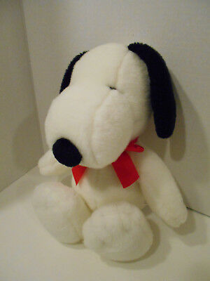 """Peanuts Snoopy 12"""" Plush by United Feature Syndicate, Inc  a"""