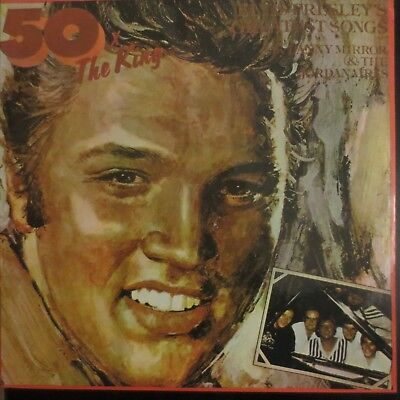50 x The King  Elvis Presley's Greatest Songs by Danny Mirror & The Jordanaires