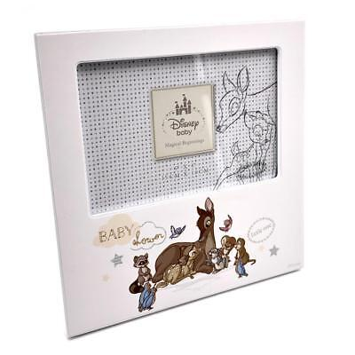 Disney Bambi and Friends Baby Shower Photo Frame DI433