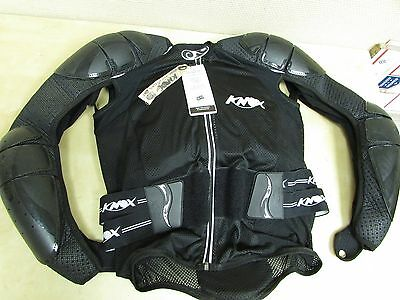Knoxx - Ce Armor Undersuit - Top Jacket Liner For Racing - Mens Large