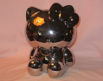 """6-1/2"""" Silver Chrome Hello Kitty From The Brush Storage Kit; By Sanrio 2011"""