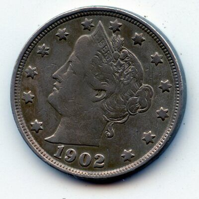 1902-p Liberty head Nickel (SEE PROMOTION)
