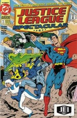 Justice League Spectacular (1992) One-Shot