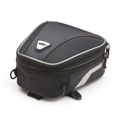 Kappa LH203R Motorcycle Motorbike Luggage Expandable Mini Tail Bag - 5-7 Litre