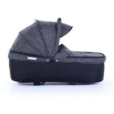 TFK Carrycot for Twinner Twist Duo Premium Anthracite