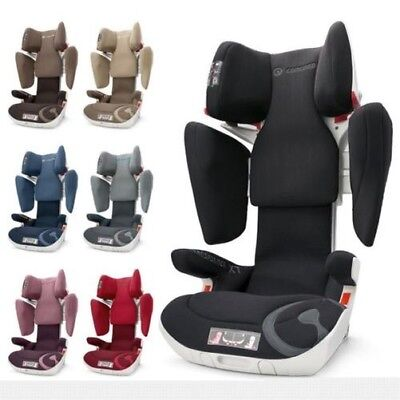 Concord Transformer XT Children Car Seat CHOICE OF COLOURS NEW