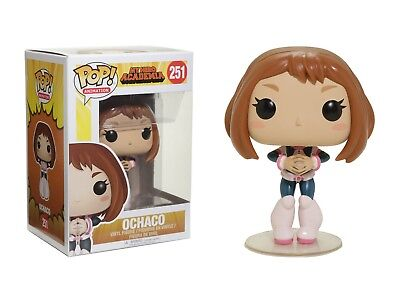 Funko Pop Animation: My Hero Academia - Ochaco Vinyl Figure Item No. 12384
