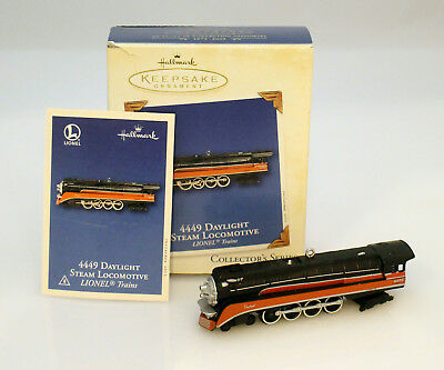 Hallmark Ornament 2003 Lionel Trains #8 - Daylight Steam Locomotive QX8087-DB