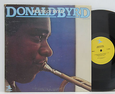 Donald Byrd         House of Byrd      Promo     DoLp        USA         NM # 54