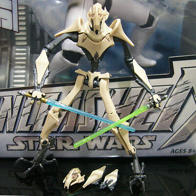 STAR WARS the clone wars GENERAL GRIEVOUS battle damage parts CW10