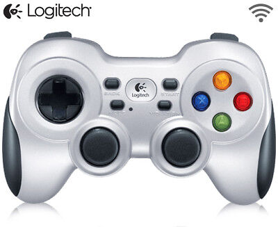 Logitech Wireless F710 Gamepad PC Controller