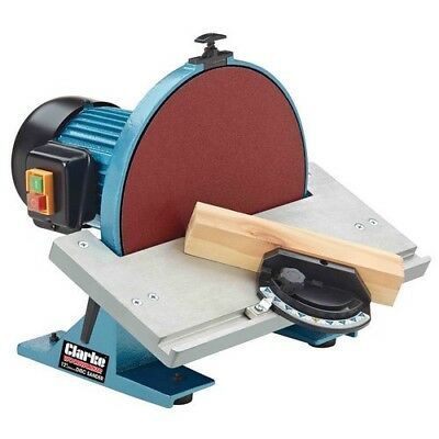 "Clarke CDS300B 12"" (305mm) Disc Sander 6500411"