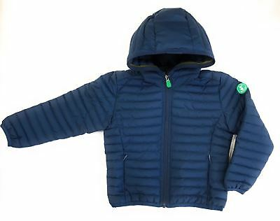 Save the Duck Bambino J3065BRECY6 Midnight blue Giubbotto Primavera/Estate