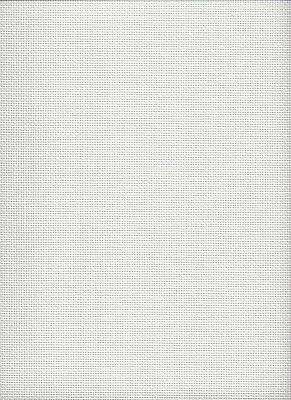 14 count Zweigart Royal Canvas White - 50 x 50 cms