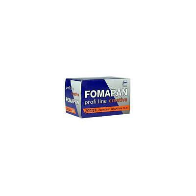 Foma Fomapan 200 Creative 35mm Black and White Negative Film, 24 Exposures