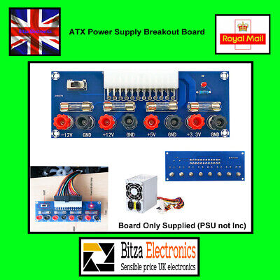 2x Illuminated Round Red SPST Mini Rocker Switch Snap-In 240V/6A UK Seller