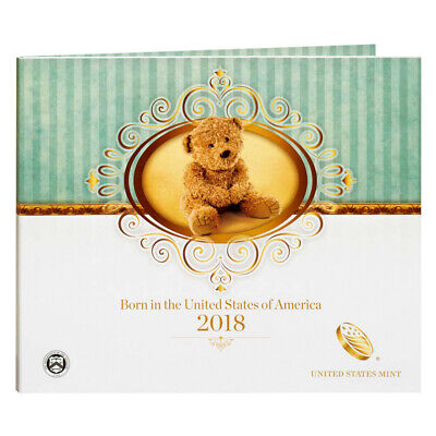 2018-S US Mint Birth Set (18RD)