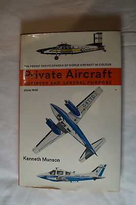 Post WW2 Civil Aircraft US British German French Reference Book