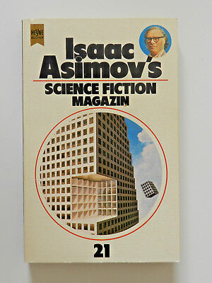 Isaac Asimovs Science Fiction Magazin Folge 21 Heyne