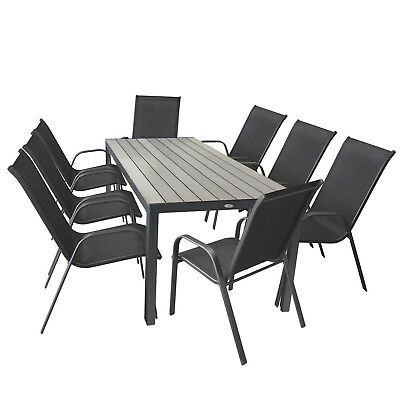 2 x stuhl gartenm belset gartenm bel garten set teakholz teak eur 74 90 picclick at. Black Bedroom Furniture Sets. Home Design Ideas