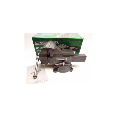 "Masterforce 243-1486 6"" Bench Vise *Local Pickup*"