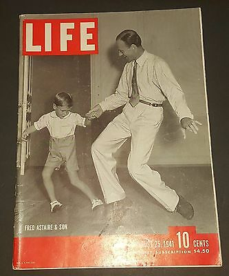 August 25, 1941 LIFE Magazine Retro ads, FREE SHIPPING Aug 8 24 26 27 23 22 21