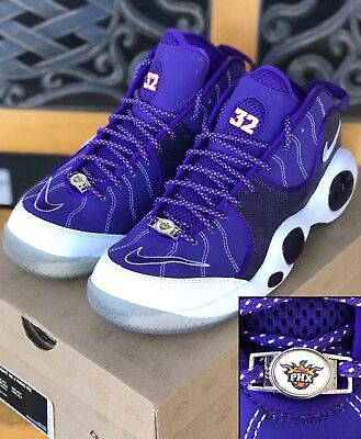 a4f38891cf2e Nike Air Zoom Flight 95 Jason Kidd Pe Suns W  Team Paracord Charm Sz 10.5