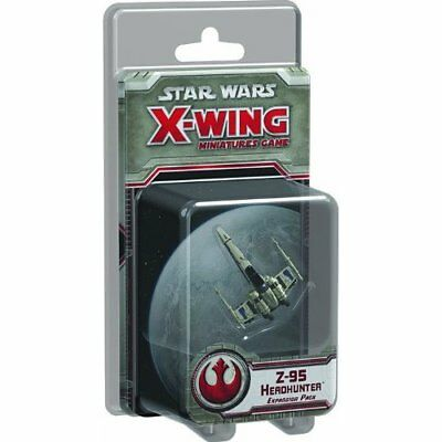 Star Wars X-Wing Miniatures Game: Z-95 Headhunter Expansion Pack (Toy)