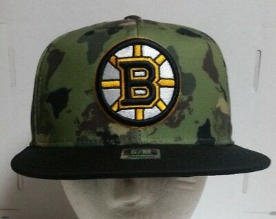 Boston Bruins New NHL REEBOK FACE OFF Flex Fitted Hat Cap S M FREE SHIPPING 2a36e3455d5b