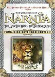 The Chronicles of Narnia: The Lion, The Witch, and the Wardrobe (DVD, 2006, 4-Di