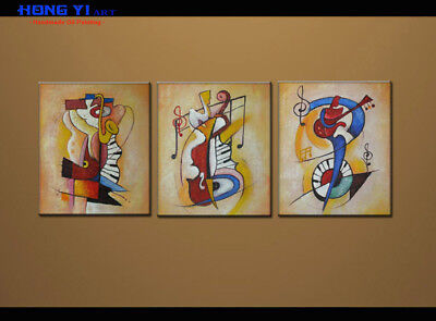 Large MODERN ABSTRACT OIL PAINTING On Canvas Contemporary Wall Art Decor oil064