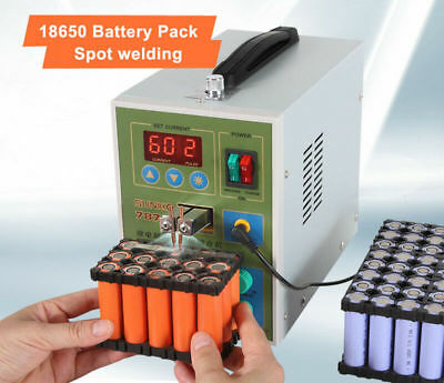 SUNKKO 787A+ Micro-computer Pulse Spot Welding & Battery Charger 2-IN-1 220V