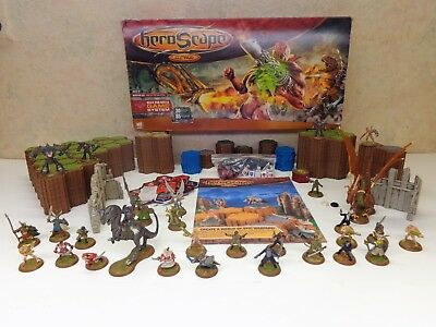 2004 HEROSCAPE The Battle Of All Time Master Set RISE OF THE VALKYRIE