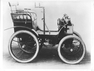 1898 Renault First Car ORIGINAL Factory Photo oua1948