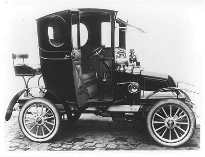 1909 Renault Two Seater ORIGINAL Factory Photo oua1968