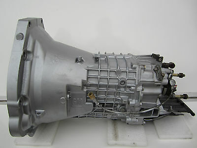 Holden Commodore VY V6 SEDAN Getrag gearbox 5 Speed Manual Recondition GEARBOX