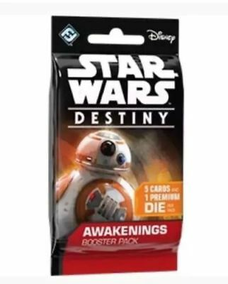 * Star Wars Destiny Awakenings Booster Lot of 36