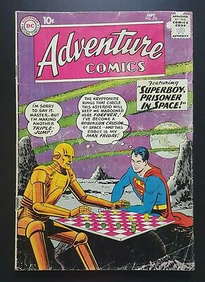 Adventure Comics #276 - (Sep 1960, DC) - GD